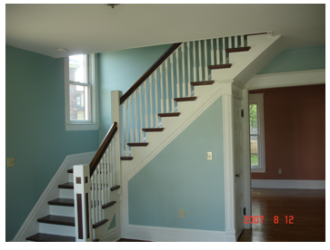 Spectacular staircases and open floor plans are just some of the features you'll find in NNN Homes.