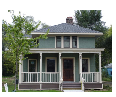 This charming Arts & Crafts style NNN Home  sold very quickly.